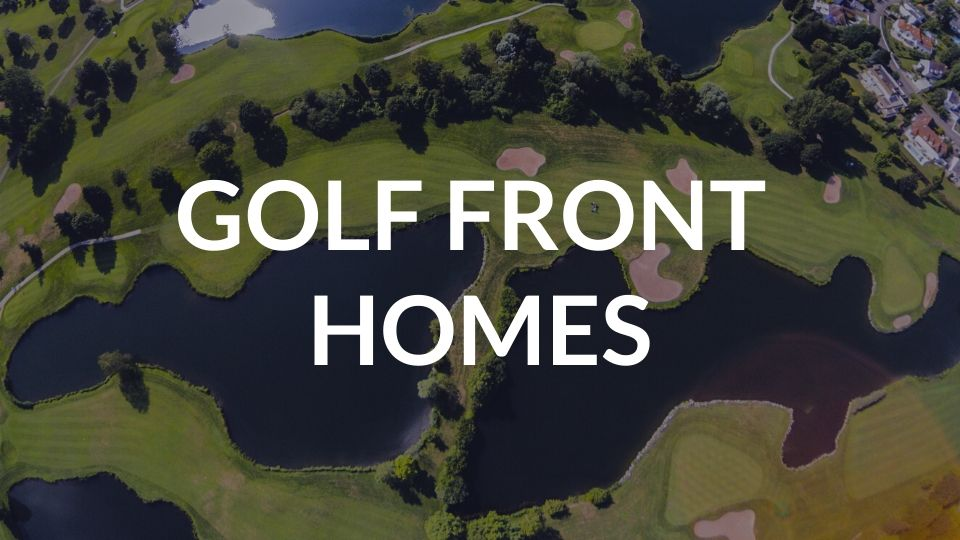 Golf Front Homes For Sale In Downtown Orlando